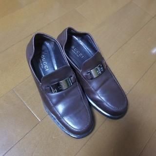 グッチ(Gucci)のGUCCI グッチ ローファー(ローファー/革靴)