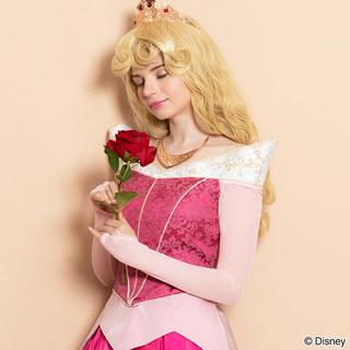 Secret Honey - オーロラ ピンク シークレットハニー ドレス オーロラ姫 dハロ  仮装