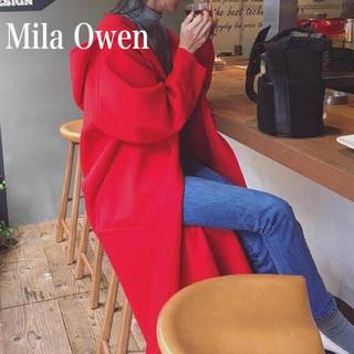 ミラオーウェン(Mila Owen)の新品タグ付き♡united tokyo CLANE IENA ameri RBS(ロングコート)