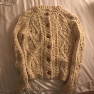 エディットフォールル(EDIT.FOR LULU)のvintage knit cardigan(カーディガン)