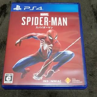 プレイステーション4(PlayStation4)のスパイダーマン ps4(家庭用ゲームソフト)