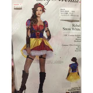 レッグアベニュー(Leg Avenue)のハロウィン コスプレ コスチューム 白雪姫 (衣装一式)