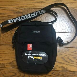 シュプリーム(Supreme)のSupreme Shoulder Bag 18SS black 黒(ショルダーバッグ)