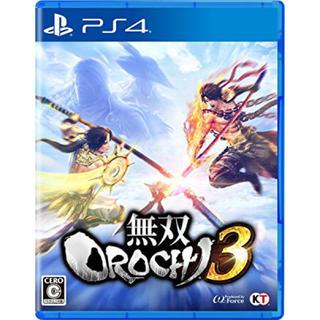プレイステーション4(PlayStation4)のps4 無双OROCHI3(家庭用ゲームソフト)