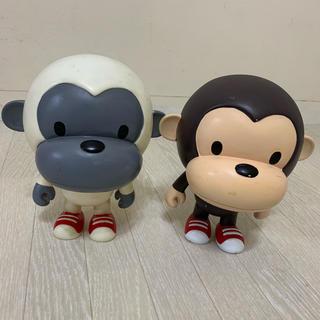 APE サル 猿 人形 フィギュア インテリア ヴィンテージ ベアブリック