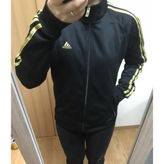 アディダス(adidas)のadidas ジャージ BLACK(ウェア)