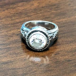 エムズコレクション(M's collection)のM's Collection CZ 925リング(リング(指輪))