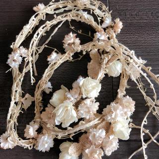 エムスール(m.soeur)のm.soeur エムスール✳︎✳︎新品 お花のラリエット ネックレス(ネックレス)