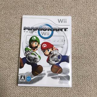 ウィー(Wii)の任天堂Wii  マリオカート(家庭用ゲームソフト)