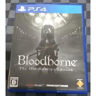 ブラッドボーン Bloodborne PS4(家庭用ゲームソフト)
