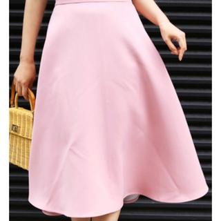 アメリヴィンテージ(Ameri VINTAGE)の週末セール♡♡ ピンクロングスカート(ロングスカート)