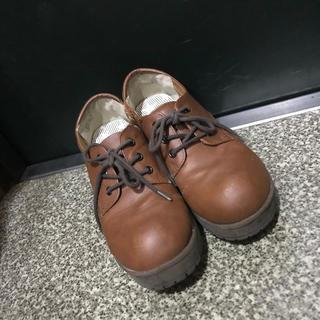 厚底 ローファー(ローファー/革靴)