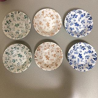 ニッコー(NIKKO)のNIKKO TABLEWARE 食器 器 6枚(食器)