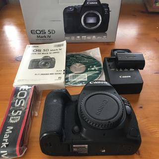 キヤノン(Canon)のCanon EOS 5D mark4 カメラ 本体 ボディー(デジタル一眼)
