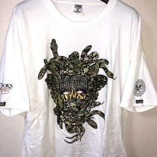 サー(SSUR)のCROOKS & CASTLE × SSUR コラボTシャツ XL(Tシャツ/カットソー(半袖/袖なし))