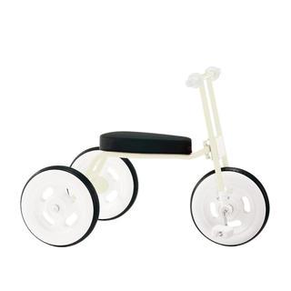 ムジルシリョウヒン(MUJI (無印良品))の(新品) 無印良品 三輪車 アイボリー(白)(三輪車)
