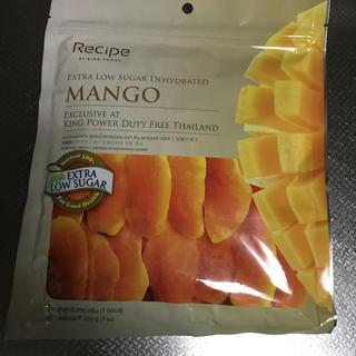 ドライ マンゴー フルーツ RECIPE(フルーツ)