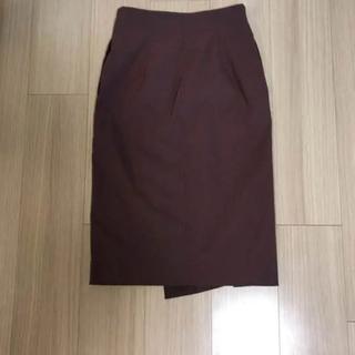 デプレ(DES PRES)のトゥモローランドデプレタイトスカート(ひざ丈スカート)