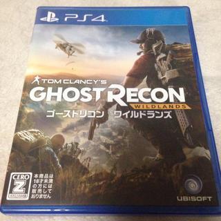 プレイステーション4(PlayStation4)のゴーストリコン PS4(家庭用ゲームソフト)