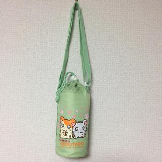 ショウガクカン(小学館)のとっとこハム太郎 500ml ペットボトルフォルダー(キャラクターグッズ)