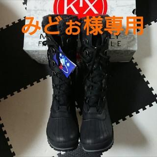 キンバーテックス(KIMBERTEX)のKIMBERTEX(キンバーテックス)(ブーツ)
