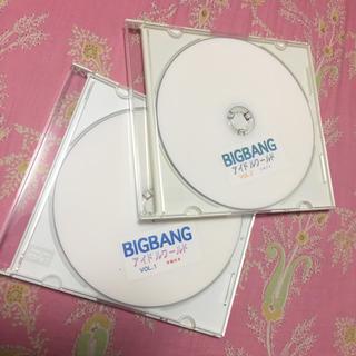 ビッグバン(BIGBANG)のBIGBANGアイドルワールド2枚セット(ミュージック)