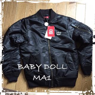 ベビードール(BABYDOLL)の新品 BABY DOLLMA1 140送料込み(ジャケット/上着)