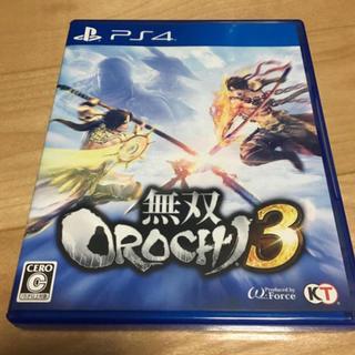 プレイステーション4(PlayStation4)の無双オロチ3(家庭用ゲームソフト)
