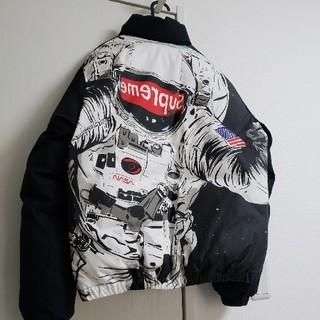 【希少最安】Supreme Astronaut Puffy Jacket