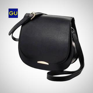 ジーユー(GU)の新品未使用品タグ付き  ショルダーバッグ (ショルダーバッグ)