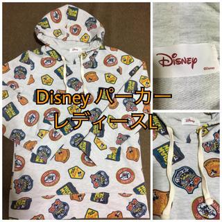 ディズニー(Disney)のレディース ディズニー パーカー M~L (パーカー)