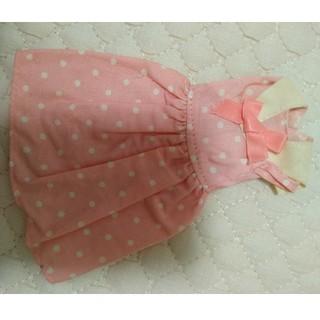 タカラトミー(Takara Tomy)のリカちゃんの水玉ピンク(キャラクターグッズ)