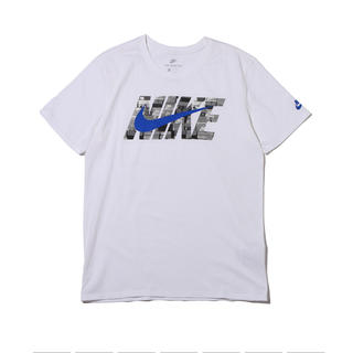 新品 完売商品 size L ホワイト NIKE ナイキ atomos