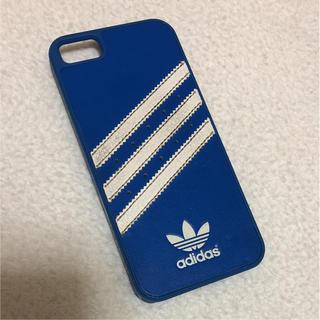 アディダス(adidas)のiPhone5 5s SE ケース(iPhoneケース)