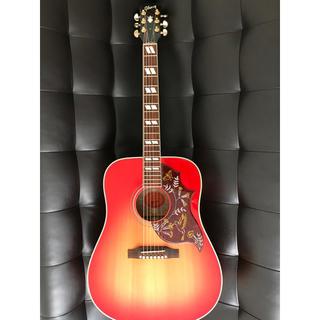 ギブソン(Gibson)のGibson  hummingbird quilt maple limited(アコースティックギター)