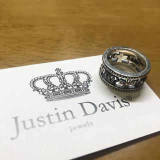 ジャスティンデイビス(Justin Davis)のJustin Davis(リング(指輪))