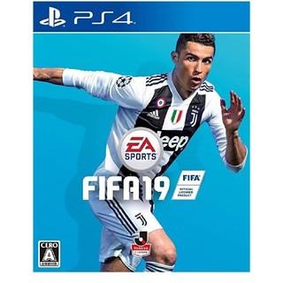 ps4 FIFA 19 美品