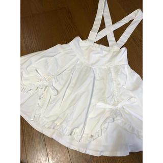 シークレットハニー(Secret Honey)の裾フリル ジャンスカ(ミニワンピース)