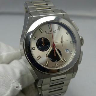 グッチ(Gucci)のパンテオン クロノグラフ 115.2 グッチ ギャラあり(腕時計(アナログ))