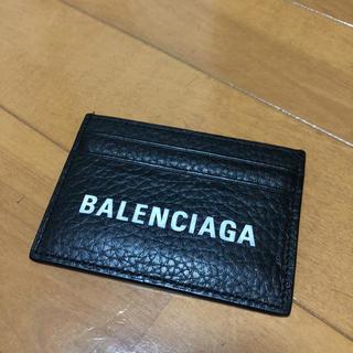 バレンシアガ(Balenciaga)のBALENCIAGA  カードケース 財布(名刺入れ/定期入れ)