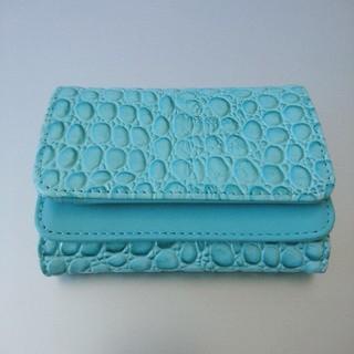 コブラ(COBRA)のCOBRA  レザー三つ折財布(財布)