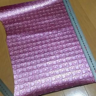 革ハギレ ハート型押し(生地/糸)
