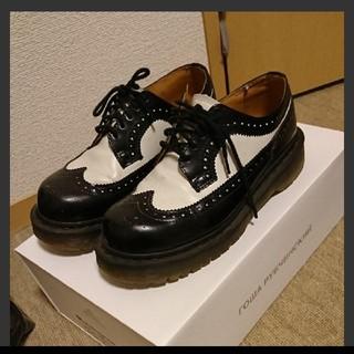 ドクターマーチン(Dr.Martens)のドクターマーチンウイングチップ25センチ(ローファー/革靴)