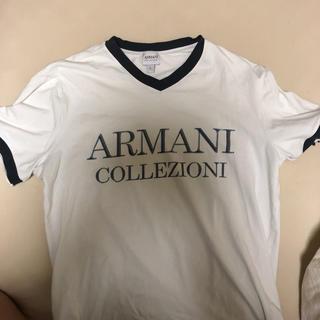 アルマーニ コレツィオーニ(ARMANI COLLEZIONI)のArmani collezioni tシャツ(Tシャツ/カットソー(半袖/袖なし))
