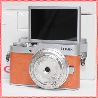 パナソニック(Panasonic)の 週末sale✨未使用・LUMIX GF9 ボディキャップレンズset✨Wifi(ミラーレス一眼)