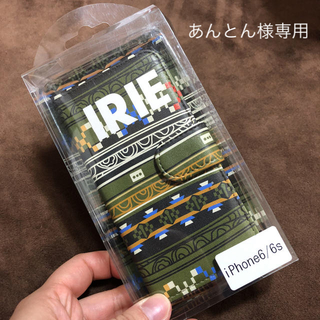アイリーライフ(IRIE LIFE)のiPhoneケース(iPhoneケース)