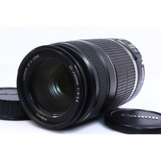 〓キャノン一眼レフ用〓キャノン EF-S 55-250mm 手振れ補正付(レンズ(ズーム))