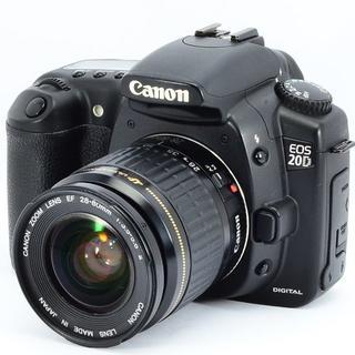 キヤノン(Canon)の✨初心者さんに最適✨キャノン CANON EOS 20D(デジタル一眼)