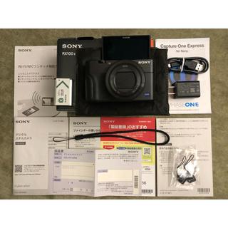 ソニー(SONY)の1年保証 SONY rx100m5 ソニー 高級コンパクトデジカメ(コンパクトデジタルカメラ)