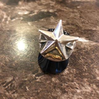 キングベイビー king baby スターリング スター 星形 リング 指輪(リング(指輪))